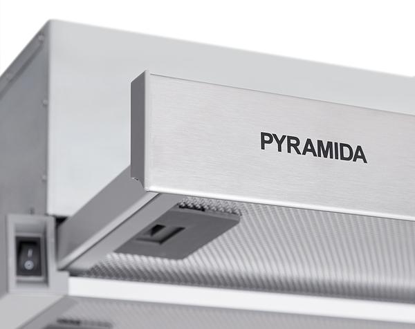 Вытяжка PYRAMIDA TL 60 SLIM IX  4