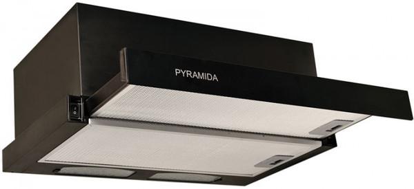 Вытяжка PYRAMIDA TL 60 BL  2