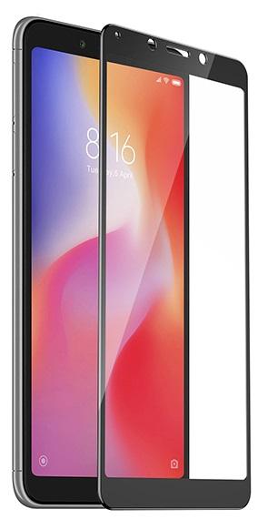 Аксессуары к мобильным телефонам T-PHOX Glass Screen(CP+FG)for Xiaomi Redmi Note 6 Pro (Black) 6