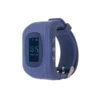 Смарт часы ERGO GPS Tracker Kid`s K010 - Детский трекер Синие