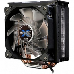 Кулер процессорный Zalman CNPS10X OPTIMA II Black, Intel: 1150/1151/1155/1156/775, AMD: FM2/AM2/AM4/AM3/AM3+, 160x132х85 мм, 4-pin