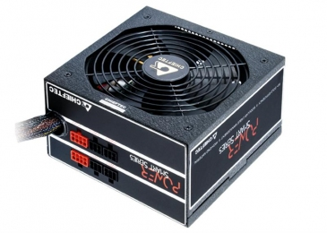 Блок питания Chieftec GPS-1000C Power Smart, ATX 2.3, APFC, 14cm fan, КПД >90%