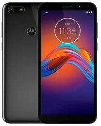 Motorola XT2029-2 Moto E6 Play 2/32GB Dual Sim Steel Black