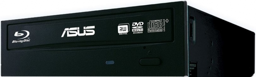 Blu-ray RW ASUS BW-16D1HT (BW-16D1HT/BLK/B/AS) Black