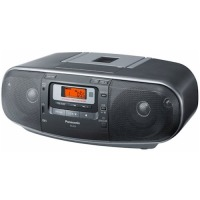 Магнитола CD PANASONIC RX-D55EE-K