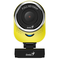 Комп.камера GENIUS QCam 6000 Full HD Yellow