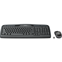 IT/наб LOGITECH Wireless Combo MK330
