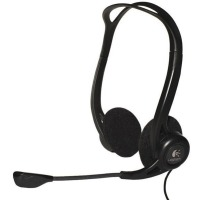 Гарнитура IT LOGITECH Headset PC 960 Stereo Headset USB, OEM