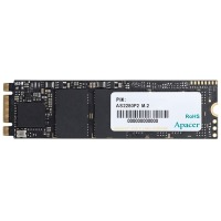 SSD внутренние APACER AS2280P2 120 GB NVMe M.2 TLC (AP120GAS2280P2-1)