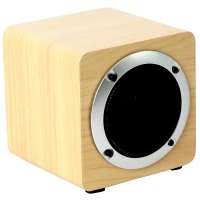 Комп.акустика OMEGA Bluetooth OG61W Wooden 5W