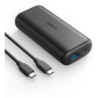 внеш. аккум. ANKER PowerCore 10000 mAh USB-C PD + PIQ2.0 (Dark Grey)