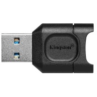 Кардридер KINGSTON USB 3.1 microSDHC/SDXC UHS-II Card Reader