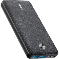 внеш. аккум. ANKER PowerCore Essential 20000 mAh (Черный)