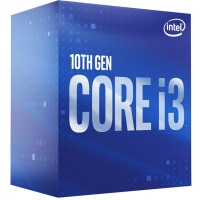 Процессор INTEL Core i3-10100 s1200 3.6GHz 6MB Intel UHD 630 65W BOX