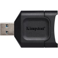 Кардридер KINGSTON USB 3.1 SDHC/SDXC (MLP)