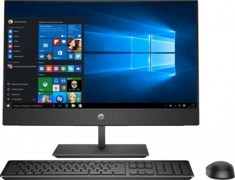 Моноблок HP ProOne 440 G4 (4YW03ES) Win10 Black