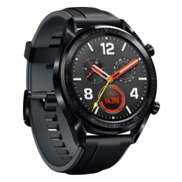 Умные часы Huawei Watch GT Sport (FTN-B19) Black (55023259)