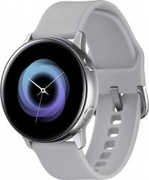 Смарт часы Samsung Galaxy Watch Active Silver (SM-R500NZSASEK)